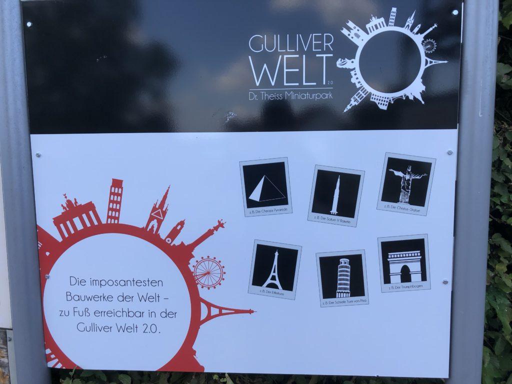 Gulliver Welt 2.0 Bexbach 26.07.2018